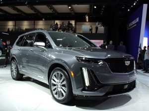 69 The Pictures Of 2020 Cadillac Xt6 Price and Review