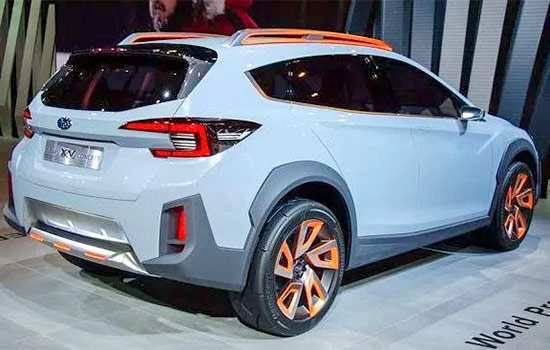69 The Subaru Xv Hybrid 2020 Review And Release Date