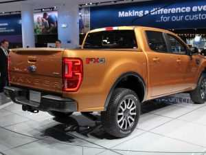 70 A 2019 Ford Ranger Auto Show History