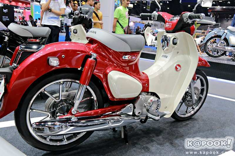 70 A 2019 Honda 125 Cub Price And Review