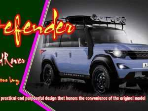 70 A 2019 Land Rover Defender Ute Concept and Review