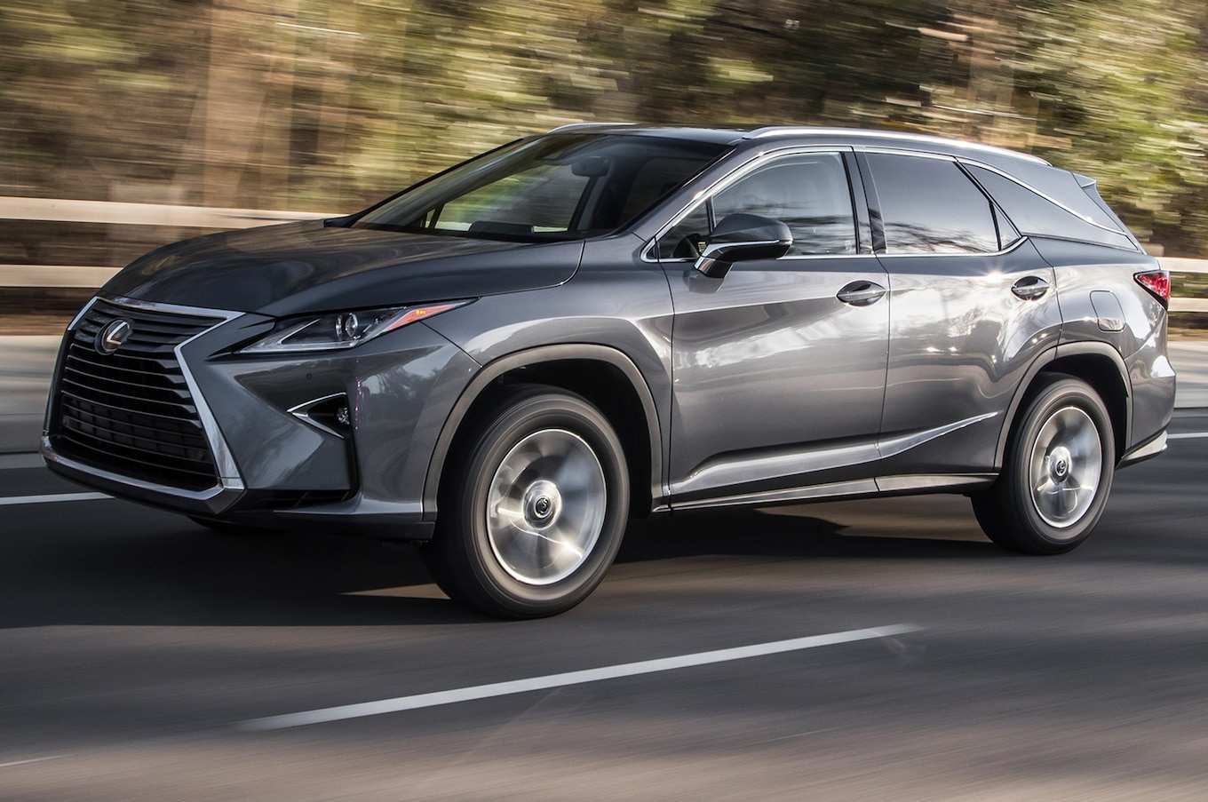 70 A 2019 Lexus Rx L Review And Release Date