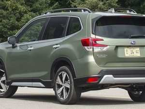 2019 Subaru Forester Design