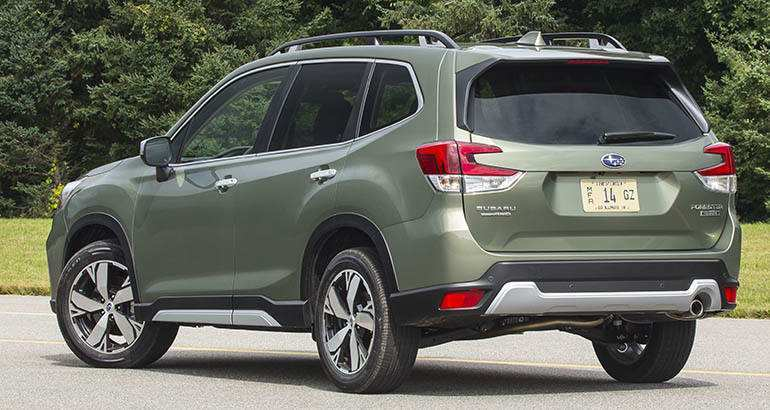 70 A 2019 Subaru Forester Design Pricing