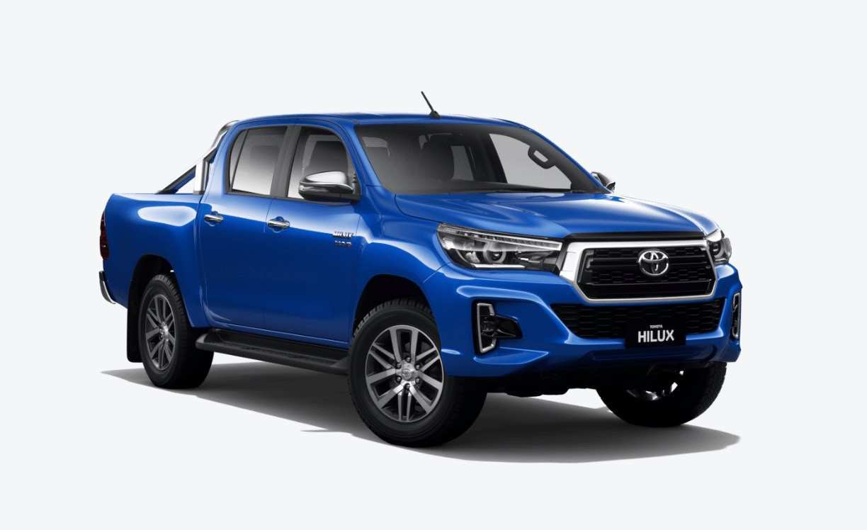 70 A 2019 Toyota Hilux Facelift Concept And Review