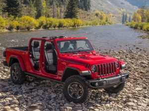 70 A 2020 Jeep Pickup Truck Release Date