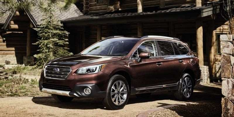 70 A 2020 Subaru Outback Wagon Redesign And Review