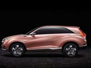 70 A Acura Mdx New Body Style 2020 New Concept