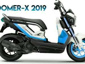 70 A Honda Zoomer 2020 Performance