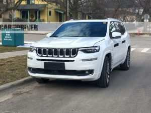 Jeep New Suv 2020
