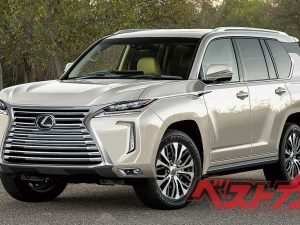 70 A Lexus Lx 2020 Redesign and Concept