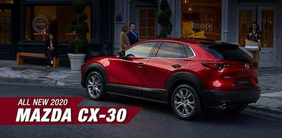 70 A Mazda Xc5 2020 Review and Release date
