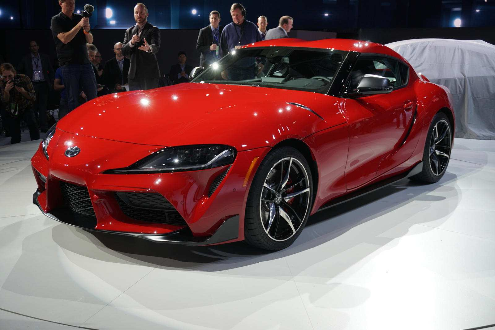 70 A Toyota Gr Supra 2020 Release Date And Concept