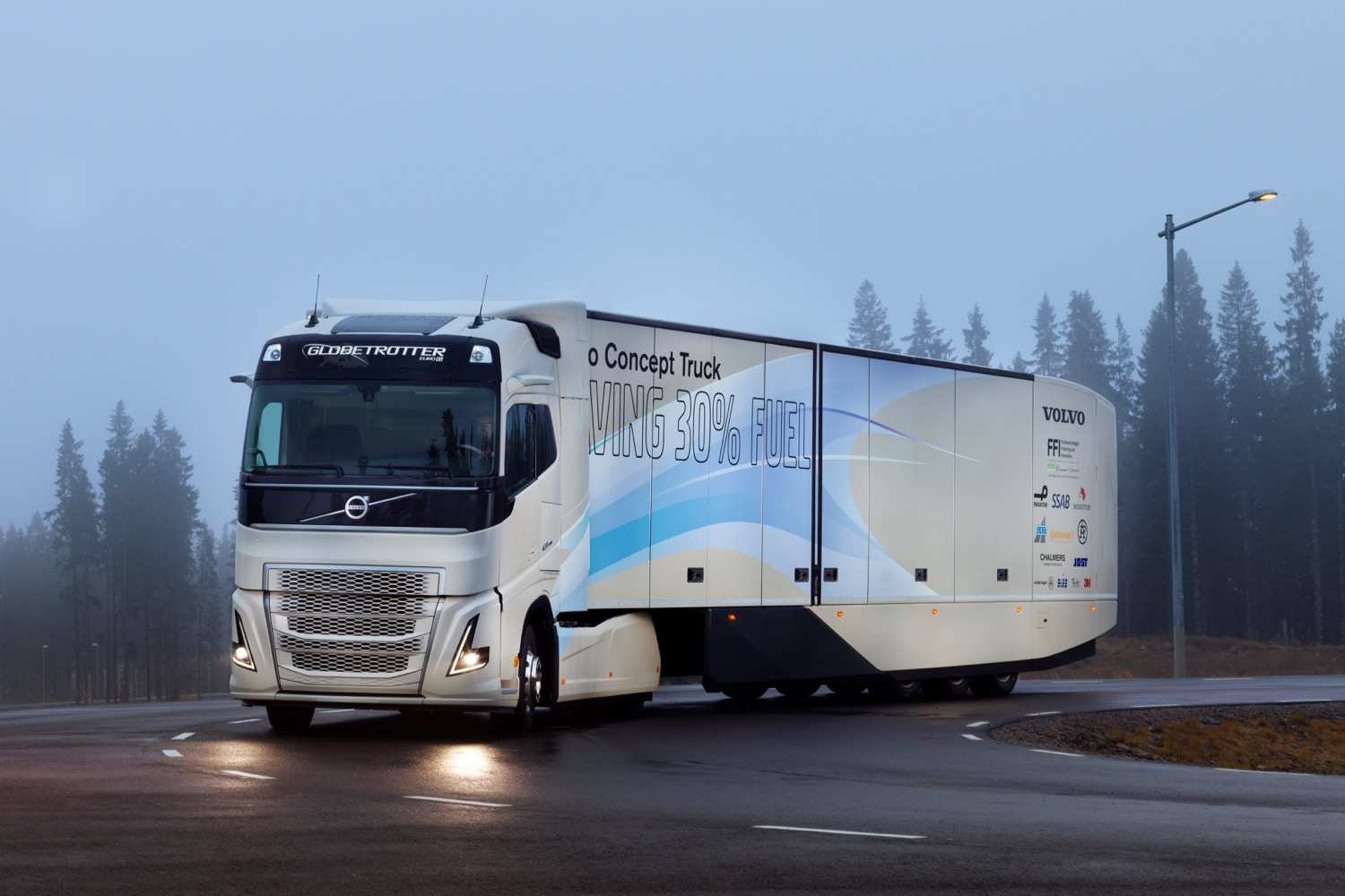 70 A Volvo Globetrotter 2020 Price And Review