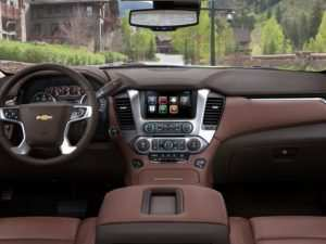 70 All New 2019 Chevrolet Suburban Release Date