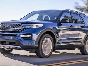 70 All New 2019 Ford Explorer Price Design and Review