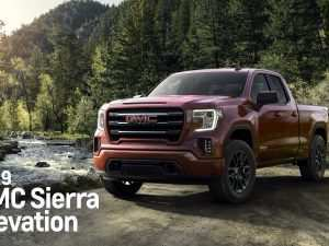 70 All New 2019 Gmc Order Release