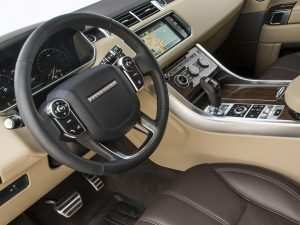 70 All New 2019 Land Rover Interior Release Date