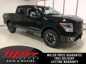 70 All New 2019 Nissan Titan Interior 2 Price and Release date
