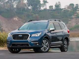 70 All New 2019 Subaru Ascent Mpg Spesification
