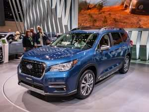 70 All New 2019 Subaru Ascent Release Date Review and Release date