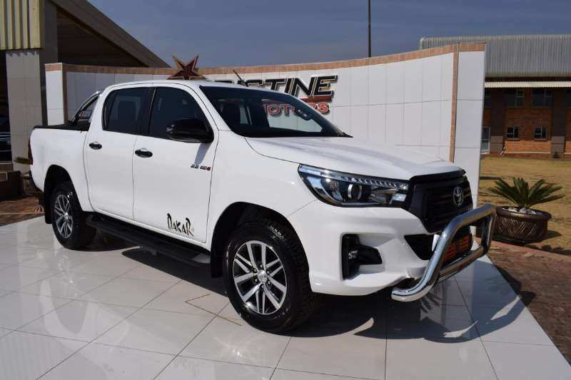 70 All New 2019 Toyota Double Cab New Model And Performance