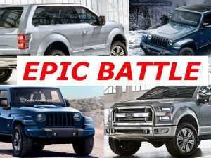 70 All New 2020 Ford Bronco Vs Jeep Wrangler Pictures