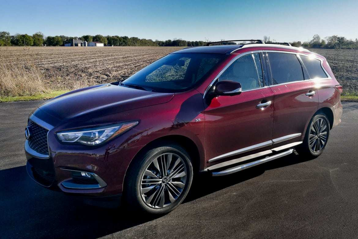 70 All New 2020 Infiniti Qx60 Luxe Performance And New Engine