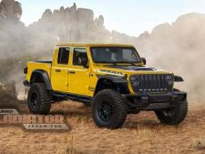 70 All New 2020 Jeep Gladiator Yellow Rumors