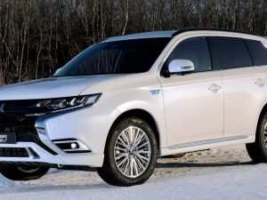 70 All New 2020 Mitsubishi Outlander Phev Usa Redesign