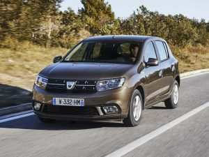 70 All New Dacia Sandero 2019 New Concept