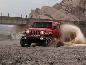 70 All New Electric Jeep Wrangler 2020 First Drive