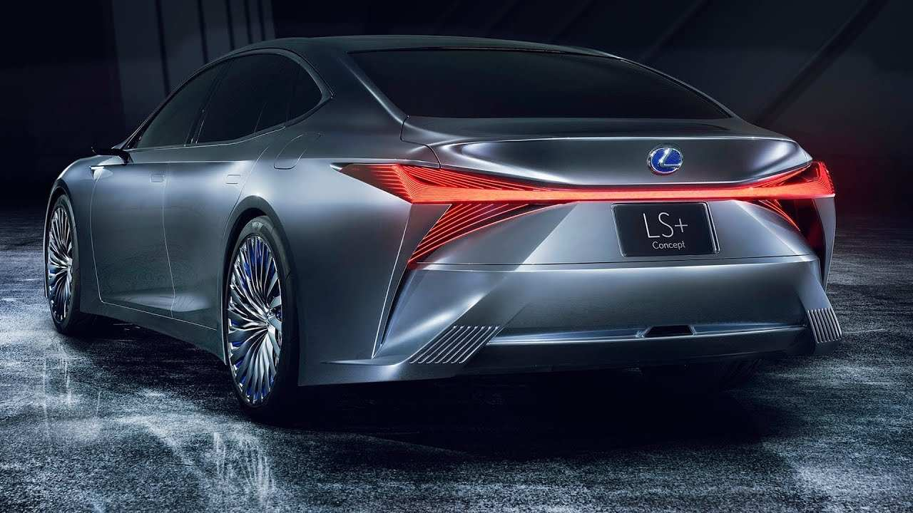 70 All New Lexus For 2020 Engine