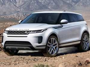 70 All New New Land Rover 2020 Configurations