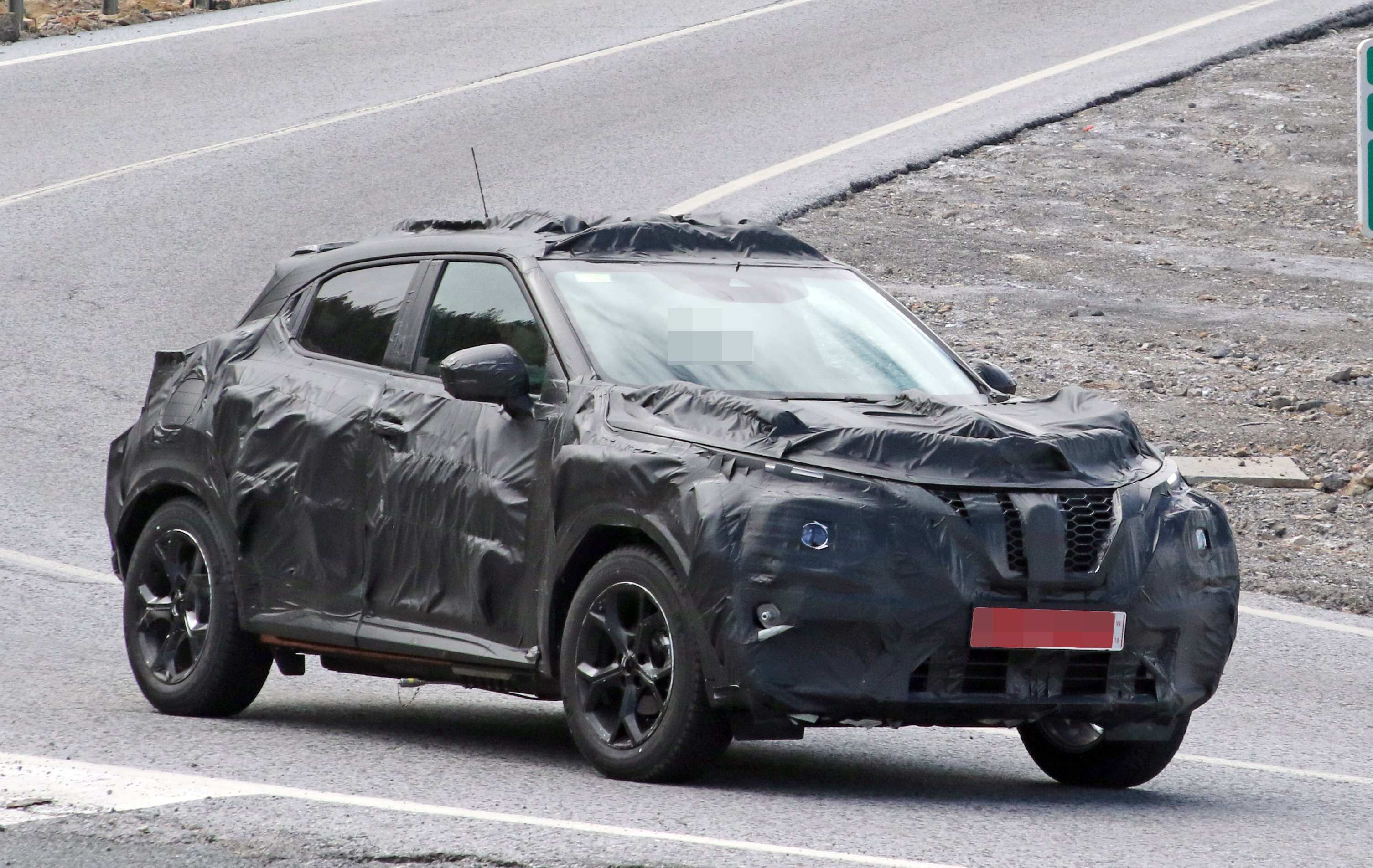 70 All New Nissan Juke 2020 Release Date Spy Shoot