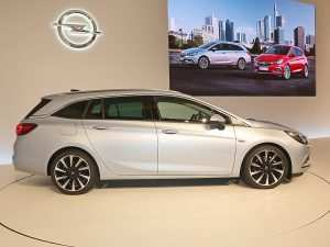 70 All New Opel Astra K Sports Tourer 2020 Ratings