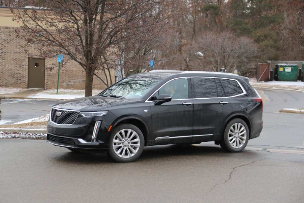 70 All New Pictures Of 2020 Cadillac Xt6 History