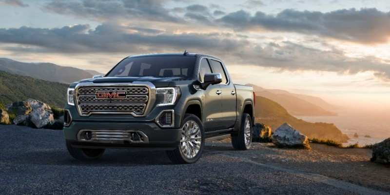 70 All New Release Date For 2020 Gmc 2500 Interior