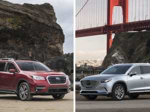 70 All New Subaru Ascent 2019 Vs 2020 Price Design and Review