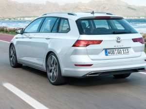 70 All New Volkswagen Golf Hybrid 2020 Picture