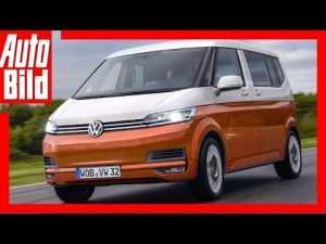 70 All New Volkswagen Multivan 2020 Performance and New Engine