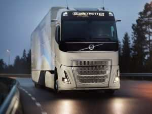 70 All New Volvo Fh Facelift 2020 New Review