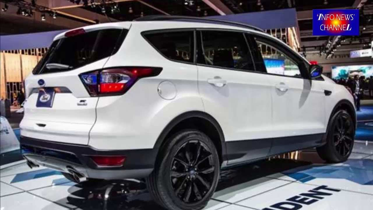 70 Best 2019 Ford Escape Release Date Exterior