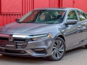 70 Best 2019 Honda Insight Review Concept and Review
