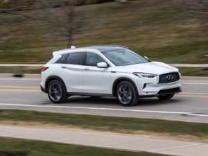 70 Best 2019 Infiniti Suv Models Redesign and Review