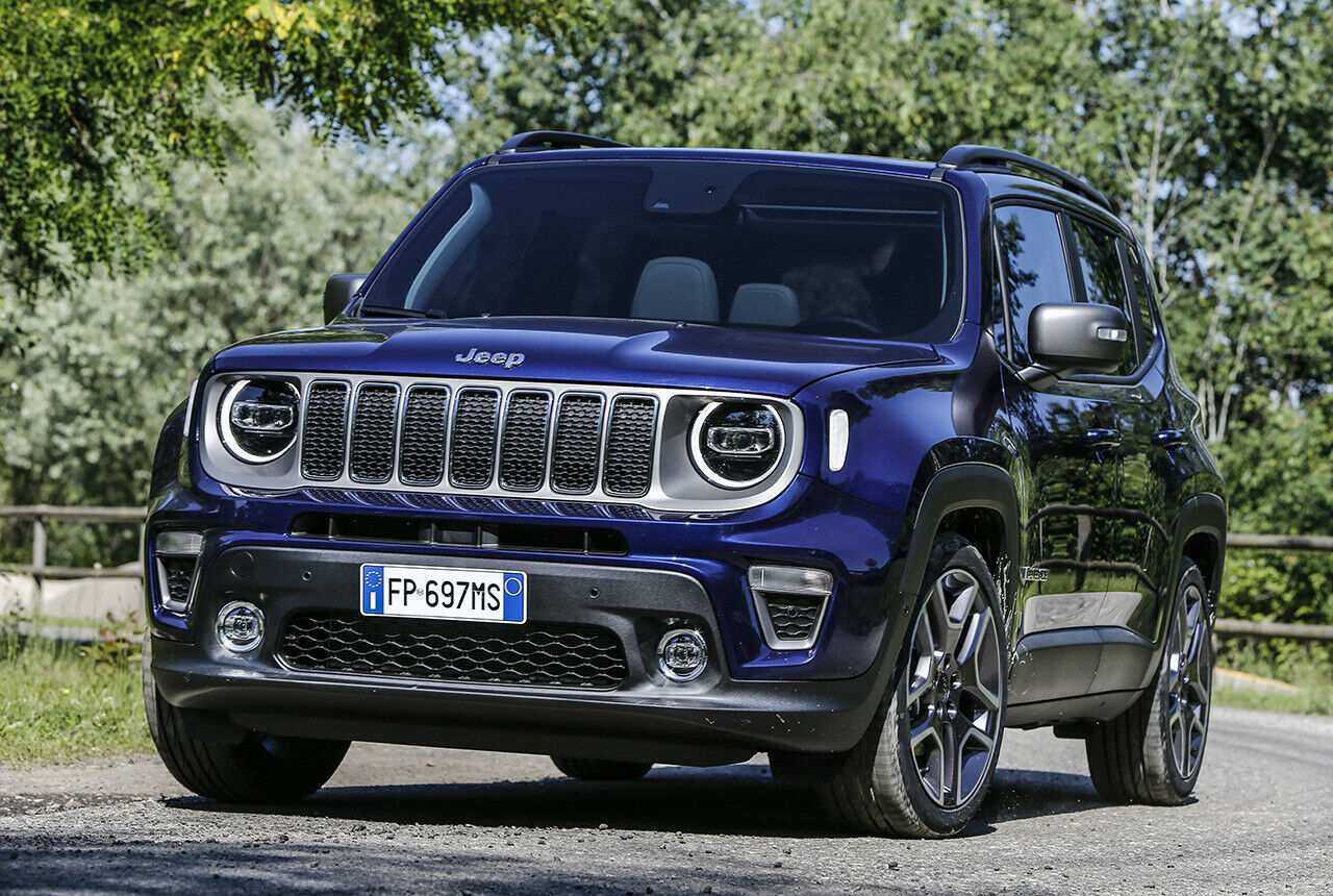 70 Best 2019 Jeep Renegade Review Style