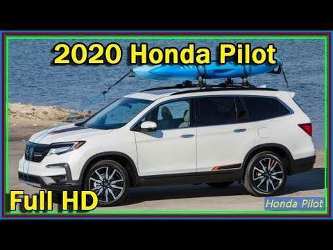 70 Best 2020 Honda Pilot Price And Review