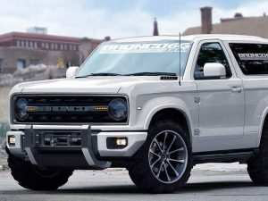 70 Best Dwayne Johnson Ford Bronco 2020 Prices