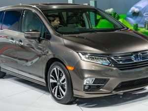 70 Best Honda Odyssey 2020 Research New