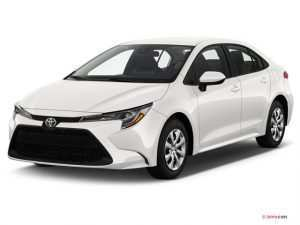 70 Best Price Of 2020 Toyota Corolla Reviews